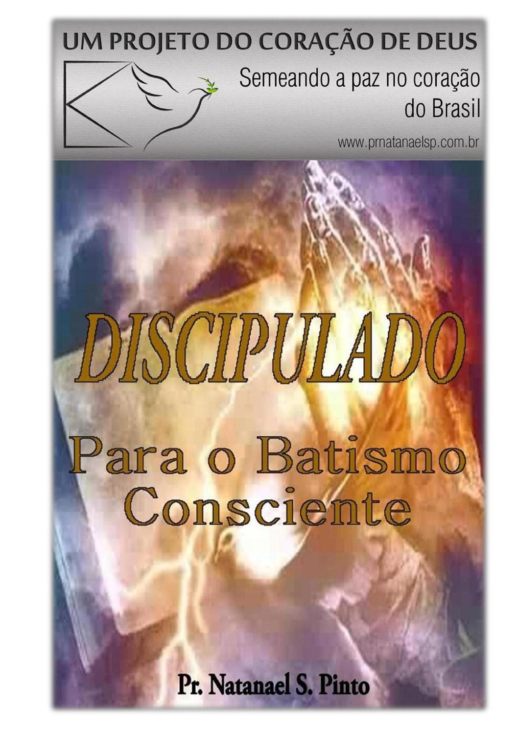 PARA BAIXAR APOSTILA DE DISCIPULADO