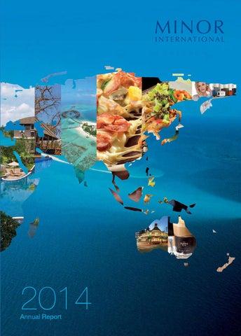 Annual Report 2014 EN by parama r wichai - issuu