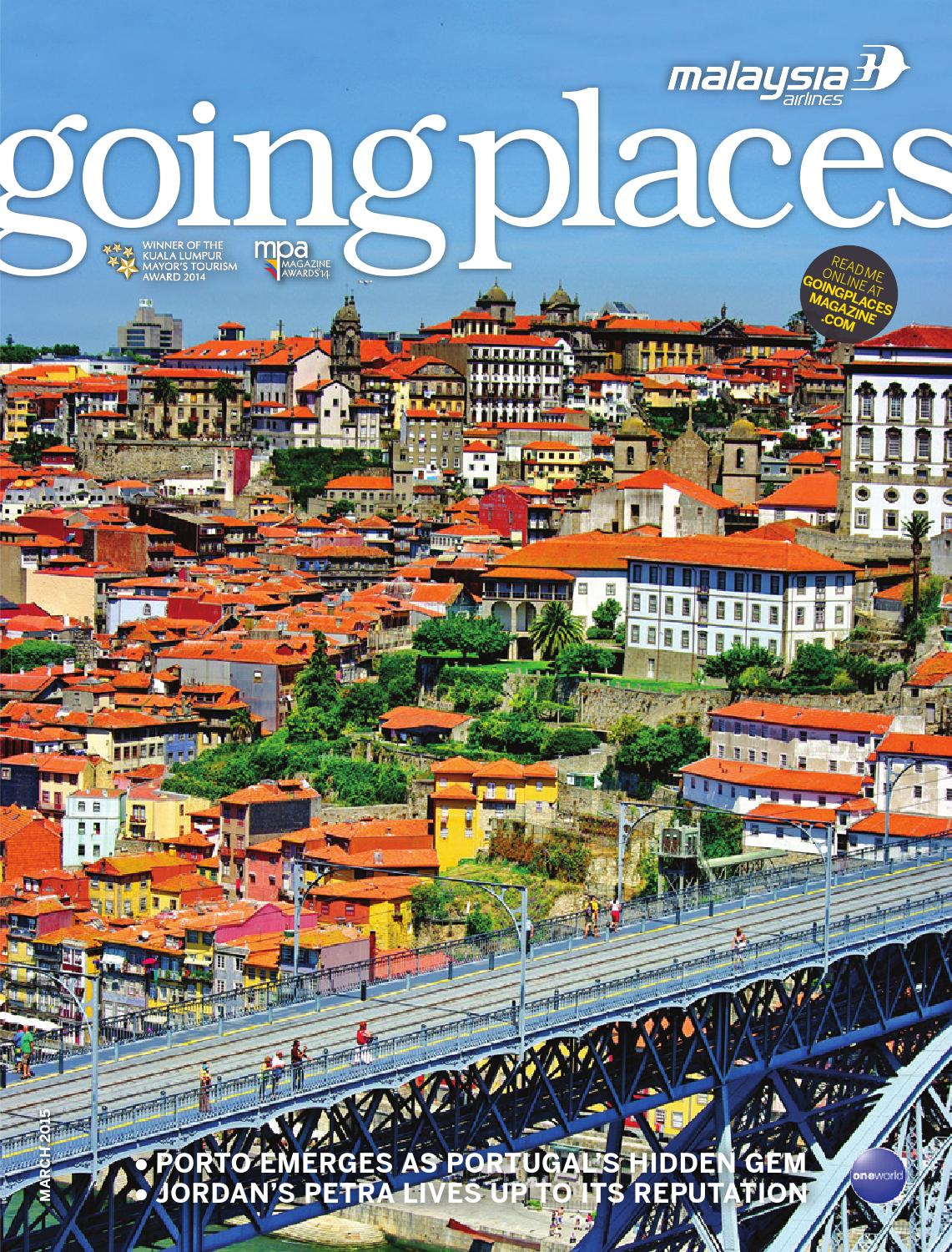 Going Places March 2015 By Spafax Malaysia Issuu Four Way Flashers Mga 1600 With Switch Et244a