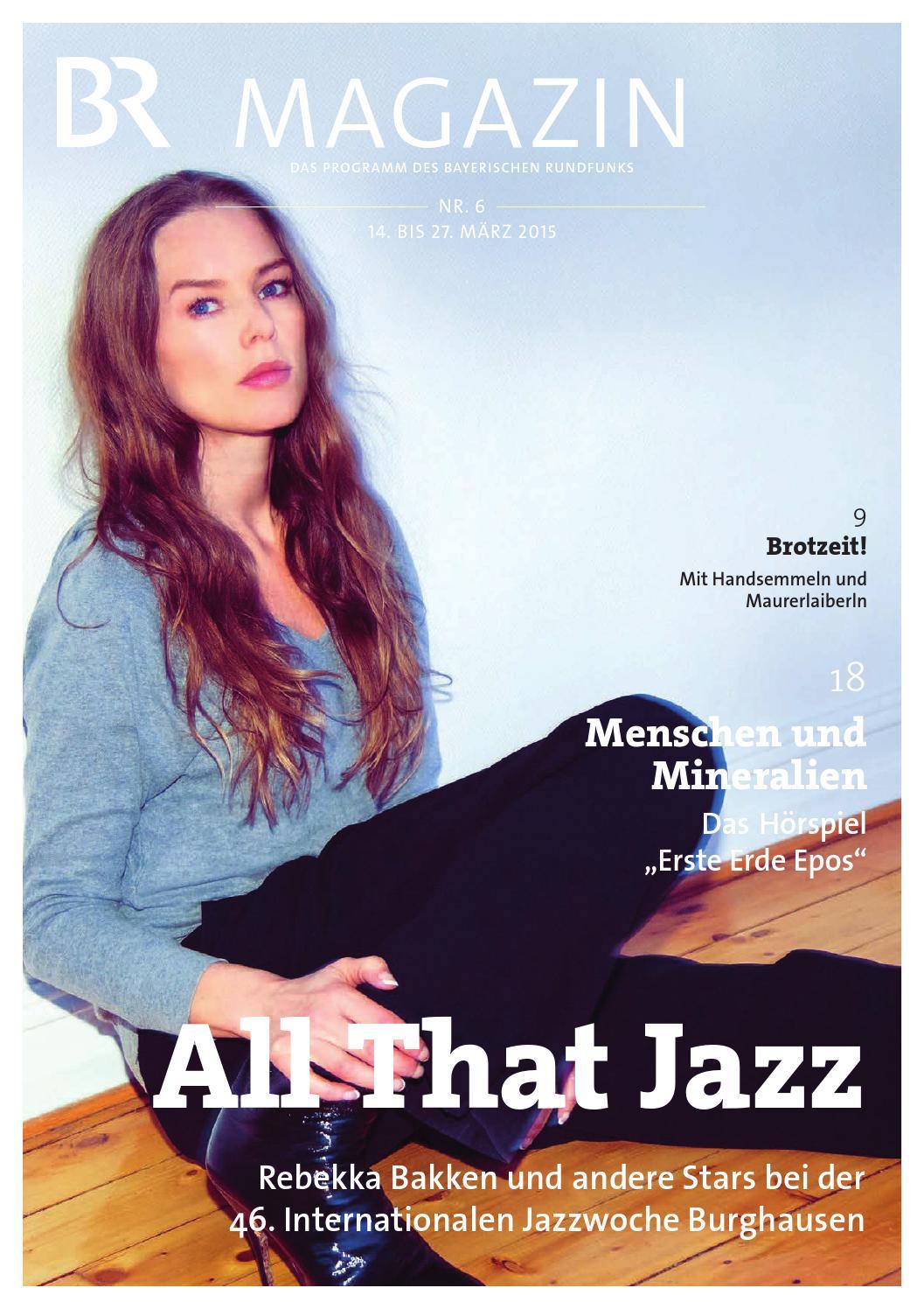 BR-Magazin Nr  06 vom 14 03 -27 03 2015 by Bayerischer