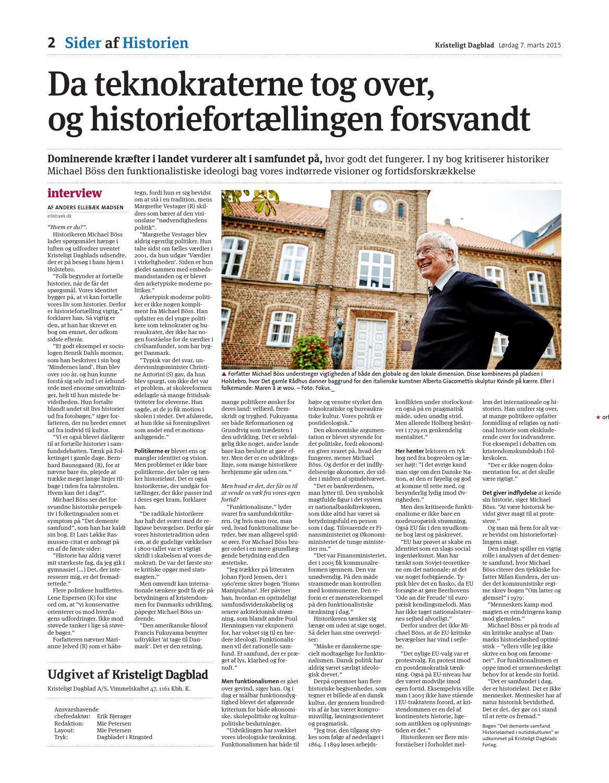 a44b2d2f4b2 Sider af historien by Kristeligt Dagblad - issuu