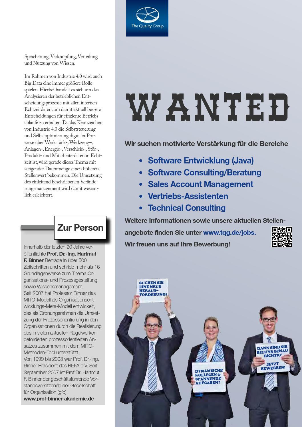 DiALOG Das Magazin für EIM, Ausgabe März 2015 by DiALOG