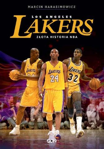 1144d33c59f Los Angeles Lakers. Złota historia NBA