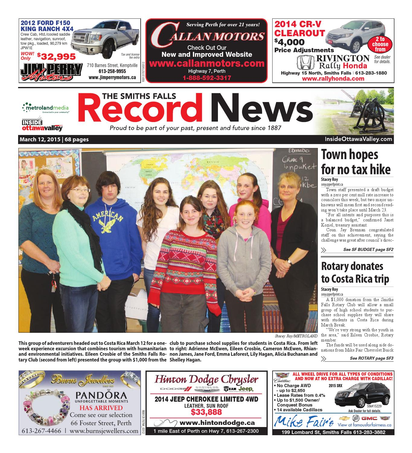 f64d85d25e Smithsfalls031215 by Metroland East - Smiths Falls Record News - issuu