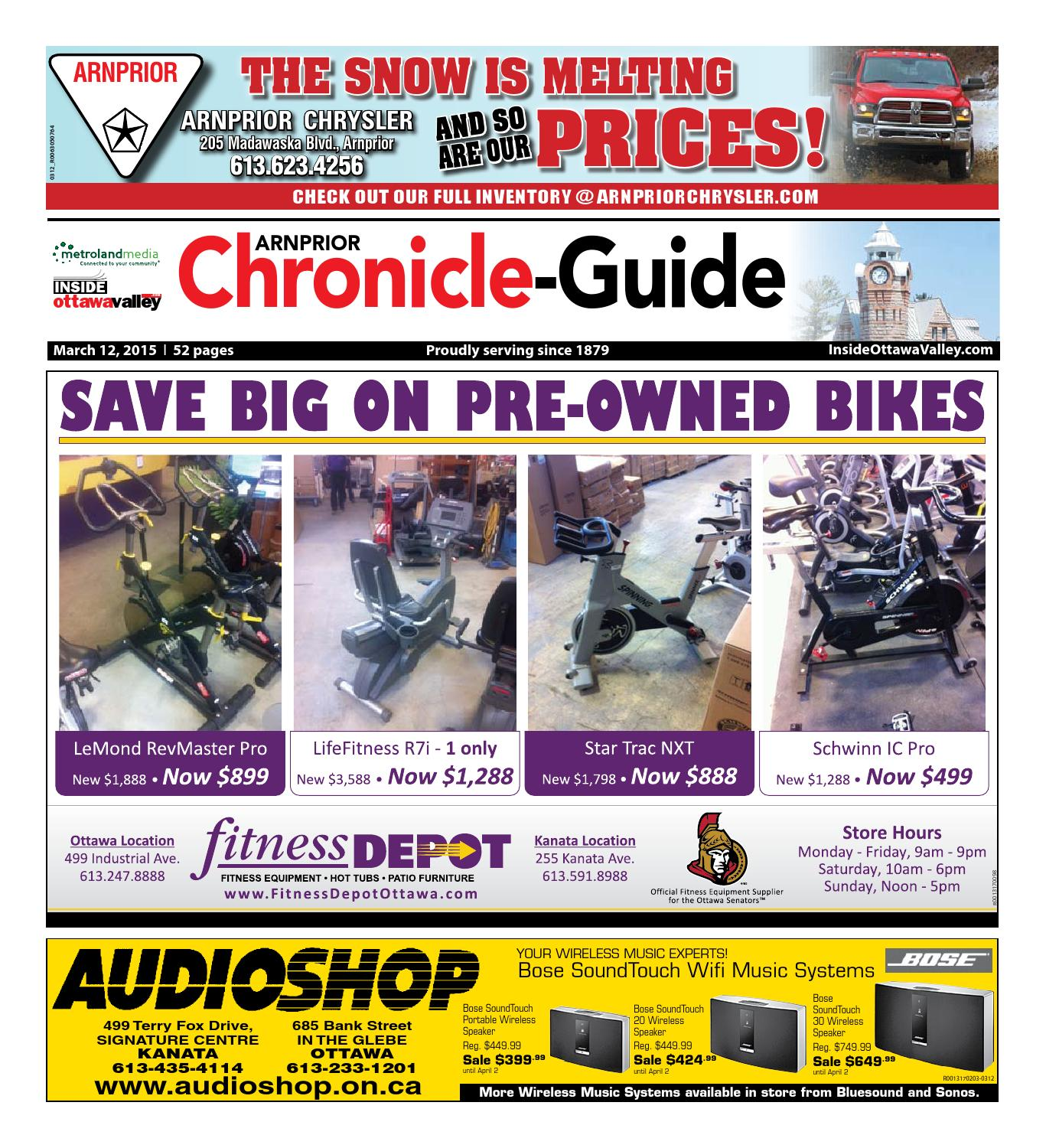 Arnprior031215 By Metroland East Arnprior Chronicle Guide Issuu