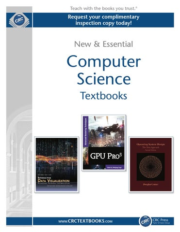 Computer Science By Crc Press Issuu