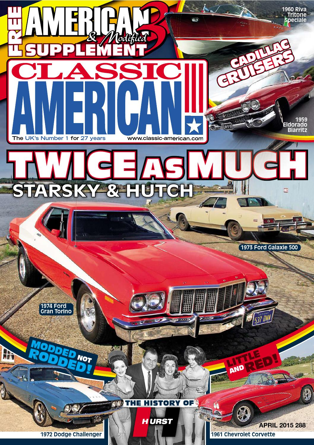 Classic American April 2015 By Mortons Media Group Ltd Issuu 1964 Ford Grand Torino