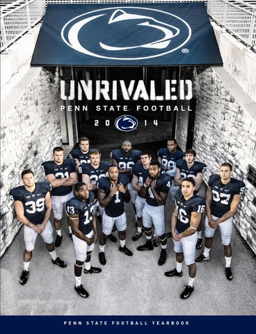 b134a0ed1 2014 Penn State Football Yearbook by Penn State Athletics - issuu