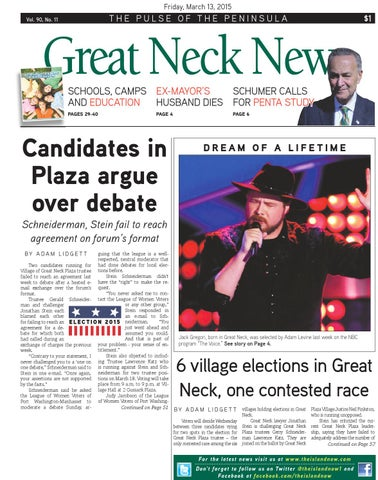 954ff2fc2a64 Great Neck News 3.13.15 by The Island Now - issuu
