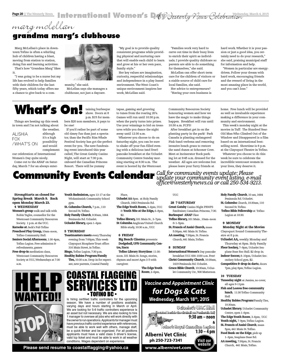 382febb1c36215 Westerly News March