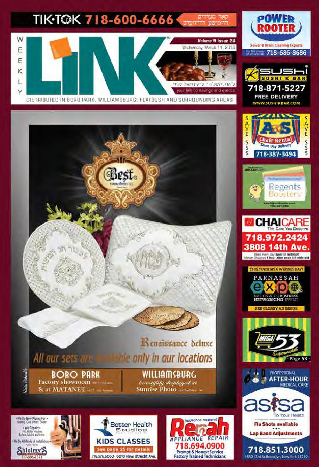 Vol 9 issue 24 by Weekly Link - issuu