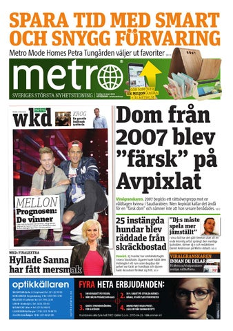 newest a945c 365e1 20150313 se goteborg by Metro Sweden - issuu
