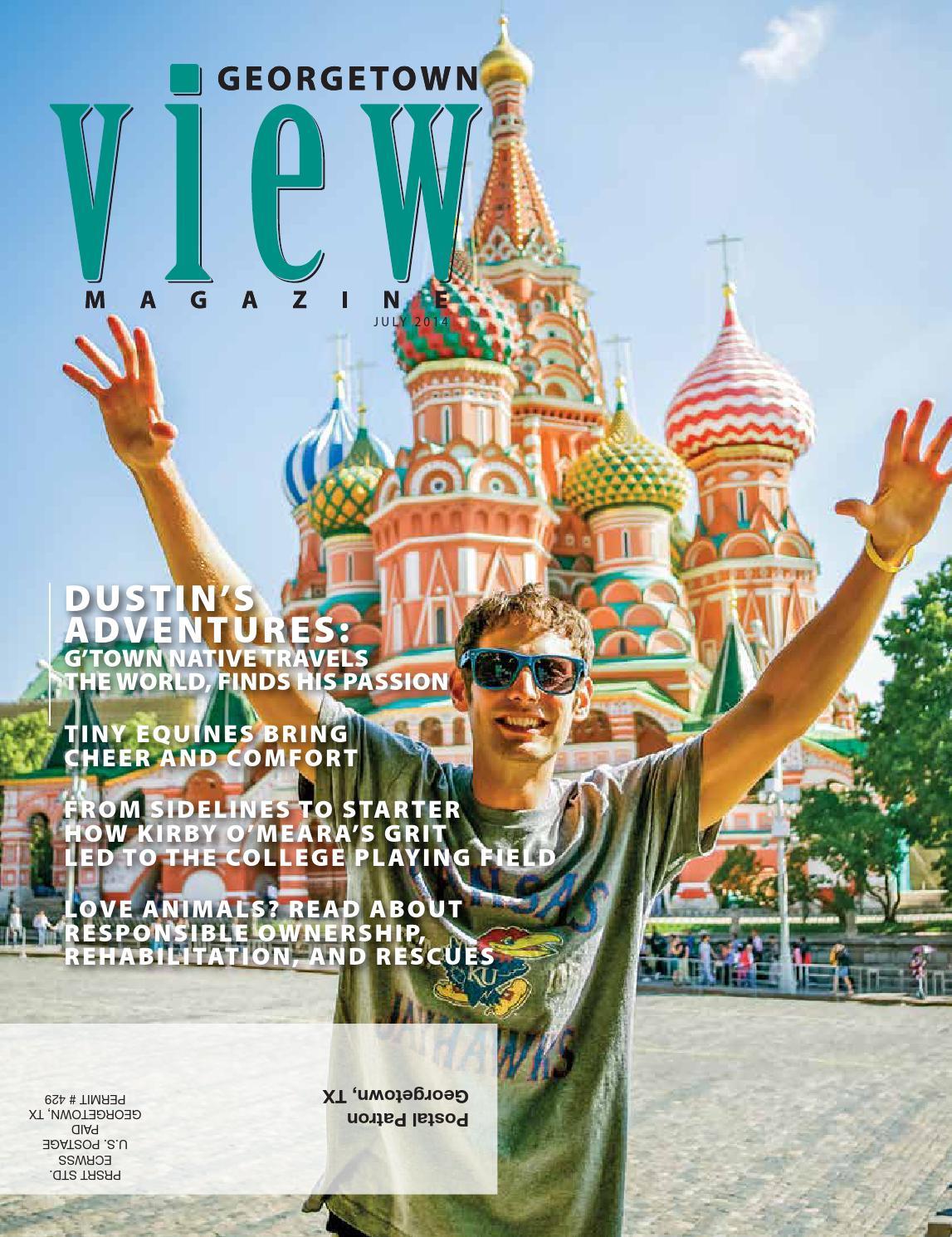 76e0cbf1e Georgetown View Magazine/ July 2014 by Georgetown View - issuu