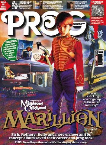 BAIXAR CHILDHOOD MARILLION CD MISPLACED