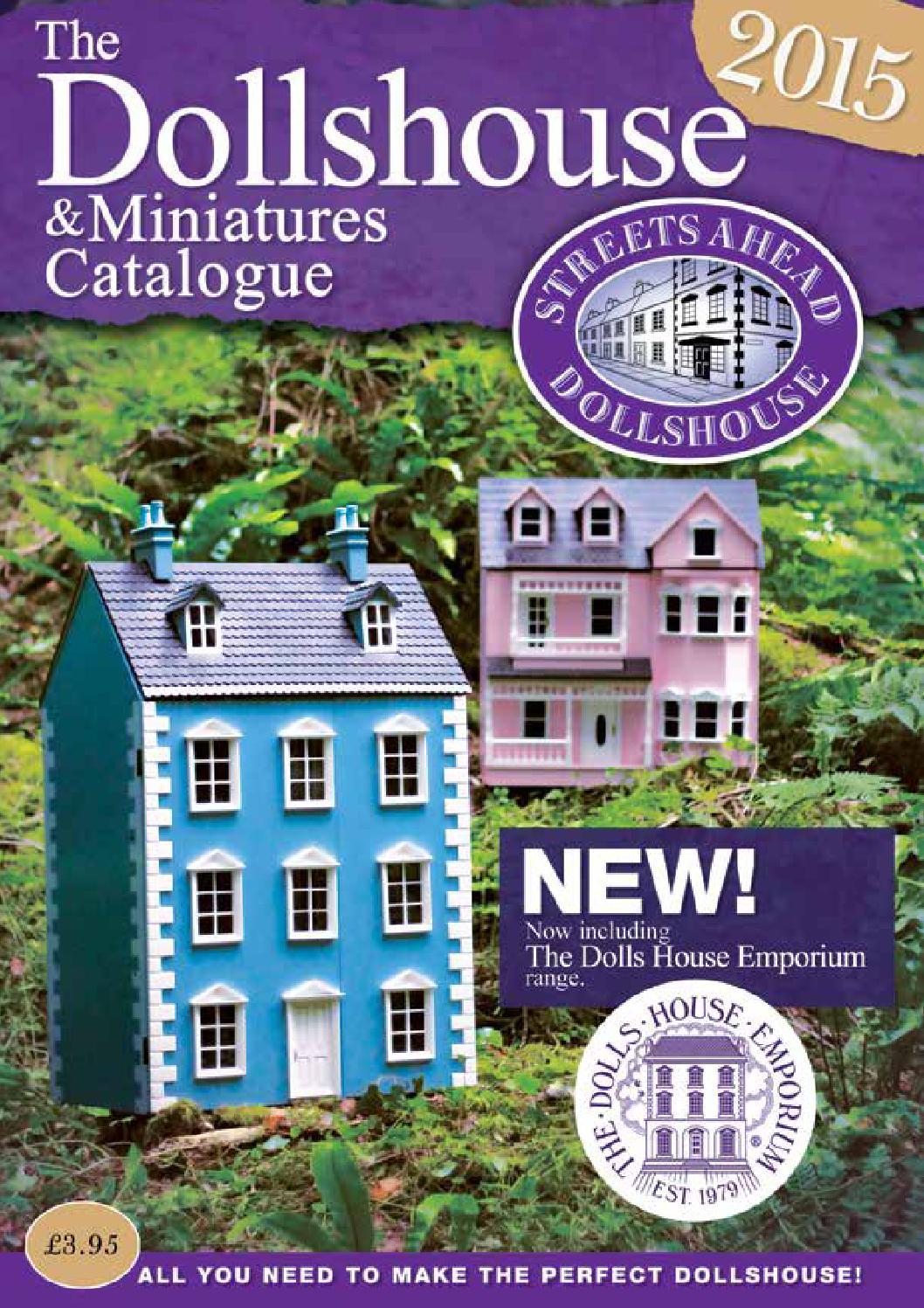 Dolls House Emporium Miniature Pack of 5 Assorted Sea Shells 5525