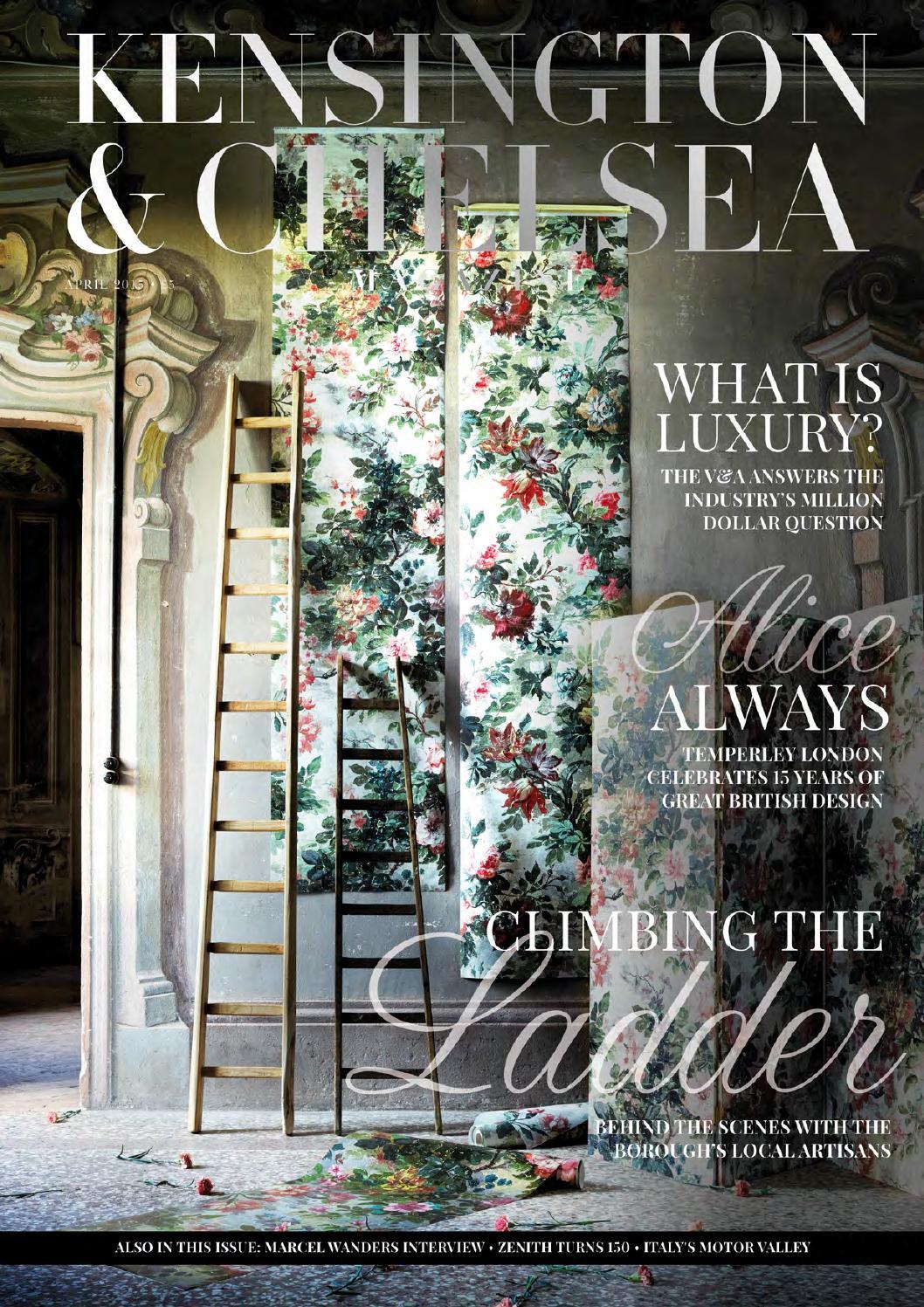The Kensington & Chelsea Magazine April 2015 by Runwild Media Group ...