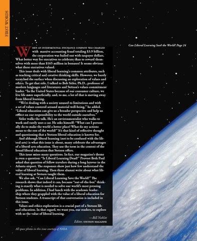 Stetson Magazine by Stetson University - issuu