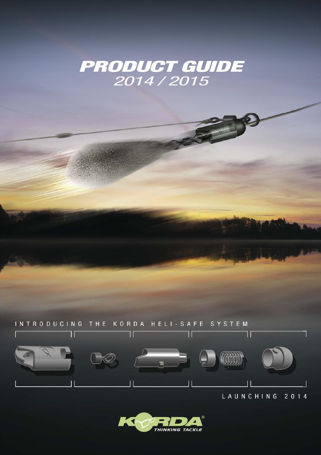Korda Probe Marker Leads 3oz /& 4oz Carp Coarse Specialist Fishing