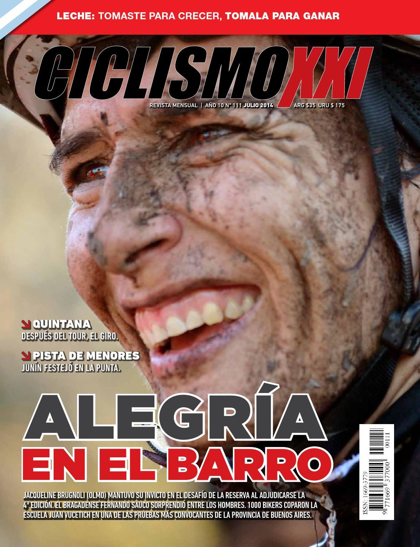 REVISTA NO. 111 by Ciclismo XXI - issuu 89a4ae089