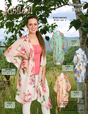 Jubilee Summer 2018 Catalog