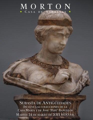 Subasta de Antigüedades. by Morton Subastas - issuu d966bdec078