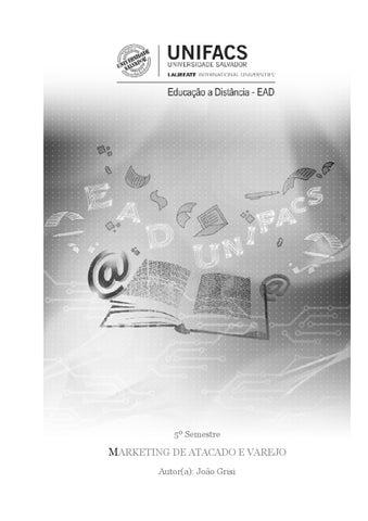 687b49cbd1 Marketing atacado varejo by EAD UNIFACS - issuu