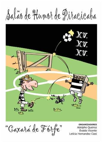 d1a6f8836 Caxara de forfe by Salão Internacional de Humor de Piracicaba - issuu