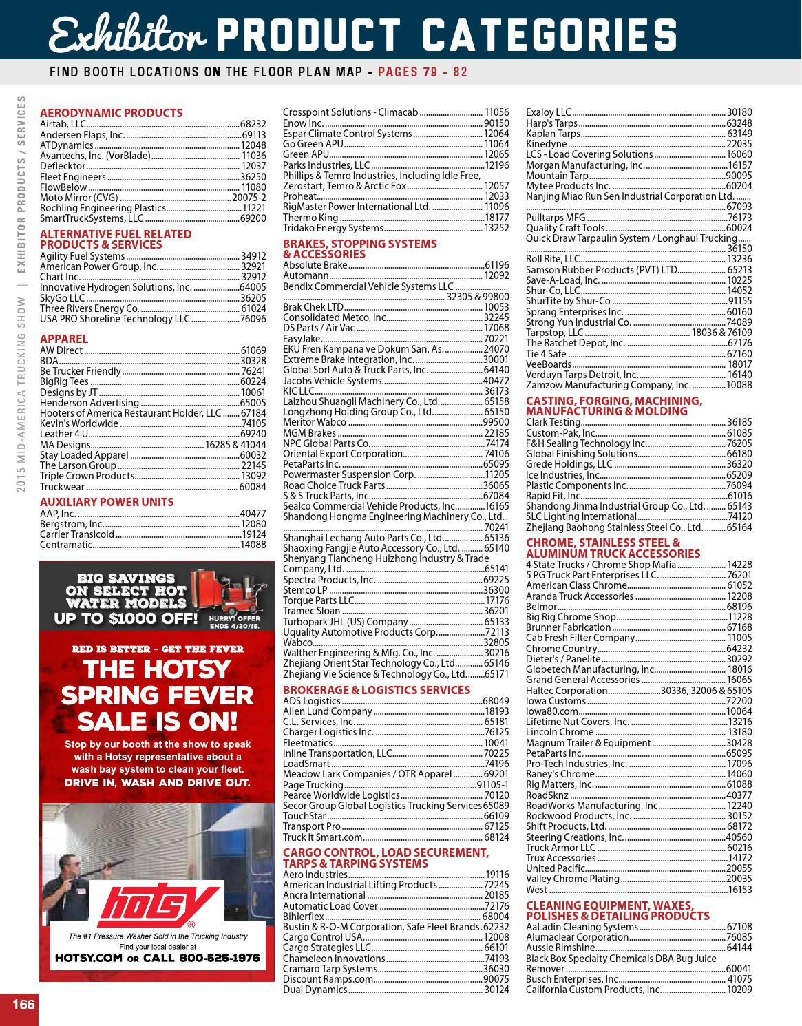 2015 Mid America Trucking Show Directory Buyer S By Mid America Trucking Show Issuu A wide variety of aw direct options are available to you, such as material, use, and structure. issuu