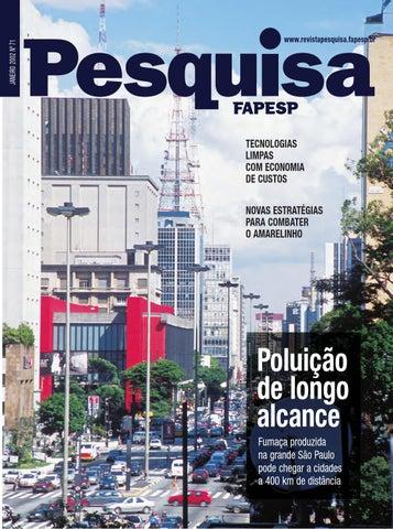 db5b3fc6e50 Poluição de longo alcance by Pesquisa Fapesp - issuu