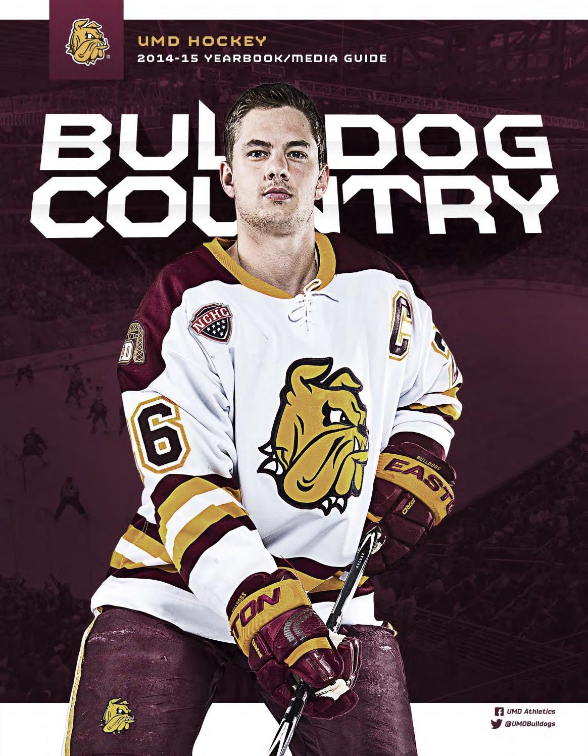 umd bulldog hockey tickets umd men s hockey media guide by umd bulldogs issuu 9806