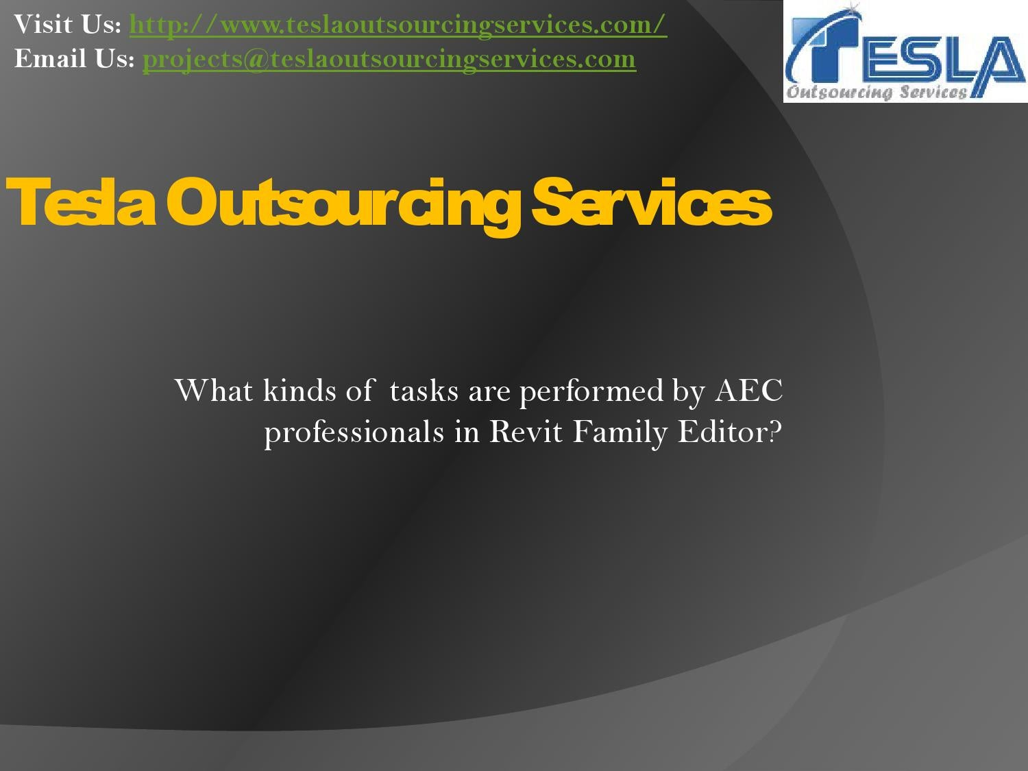 What kinds of tasks are performed by AEC professionals in