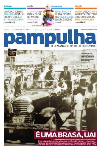 9c1949078caa0 Pampulha - Sáb, 14 03 2015 by Tecnologia Sempre Editora - issuu