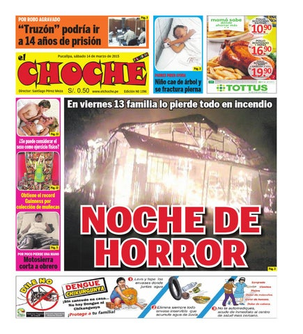 Impetu 11 de marzo de 2015 by Diario Ímpetu - issuu 8deed20bf652e