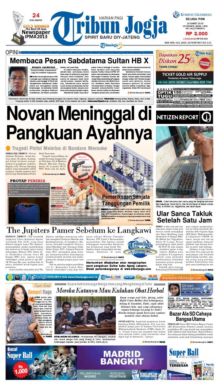 Tribunjogja 19 04 2016 By Tribun Jogja Issuu Tcash Vaganza 17 Samsung Adaptor Fast Charging Kualitas Original Putih 10 03 2015