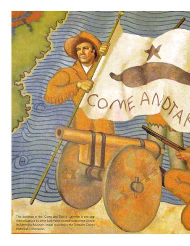 Clarifying History - A Second Cannon at the Battle of Gonzales by ...