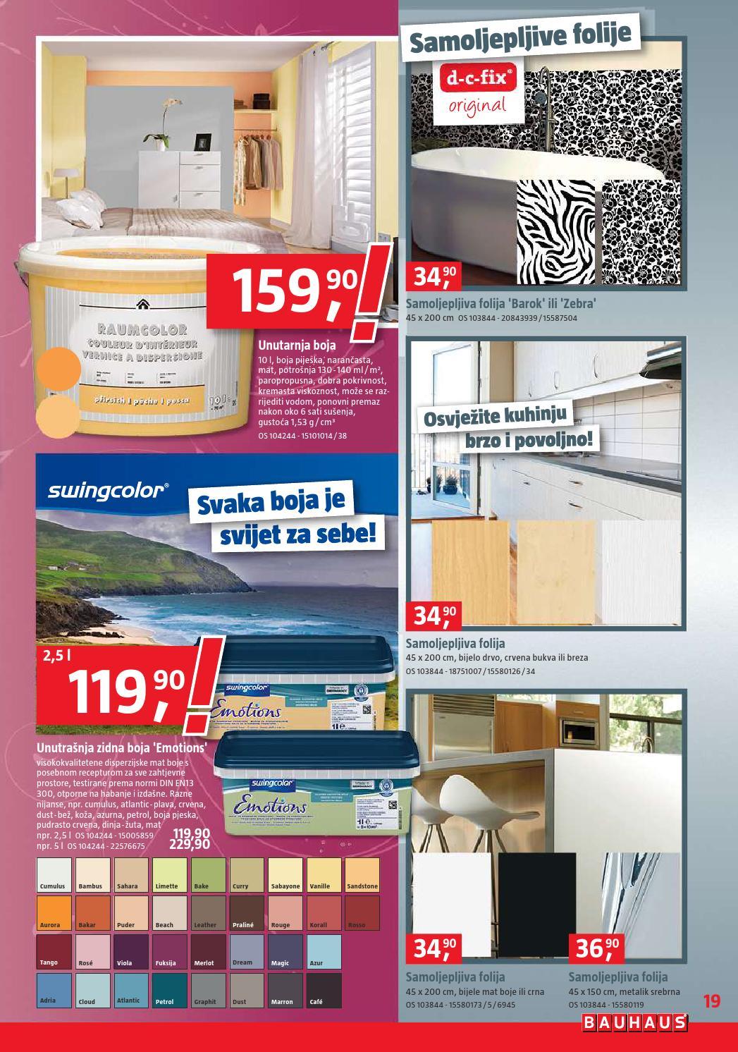 bauhaus katalog ozujak 2015 by katalozi akcije popusti nagradne igre issuu. Black Bedroom Furniture Sets. Home Design Ideas