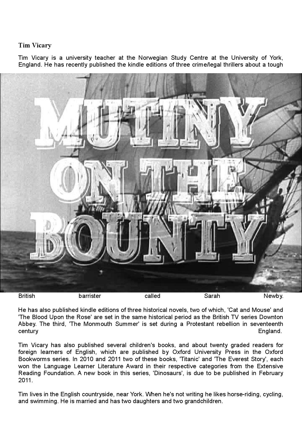 muting on the bounty by lesly ocampo - issuu