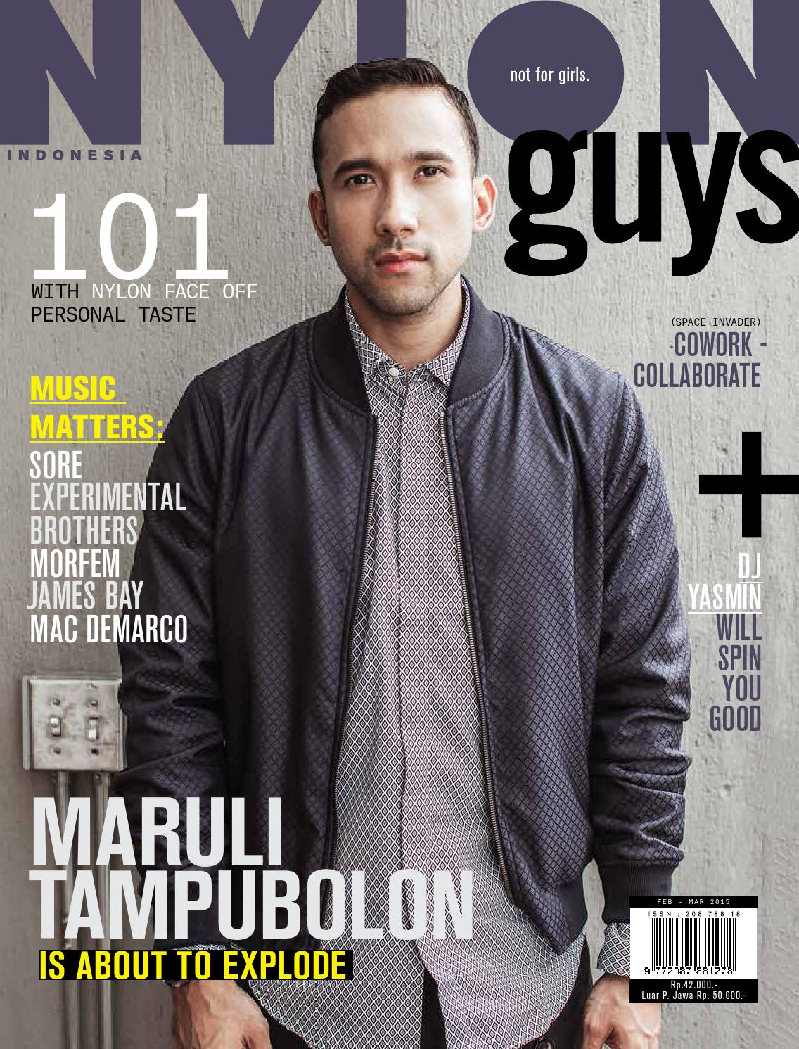NYLONguys Indonesia Feb-March 2015 by Haris Juniarto - issuu