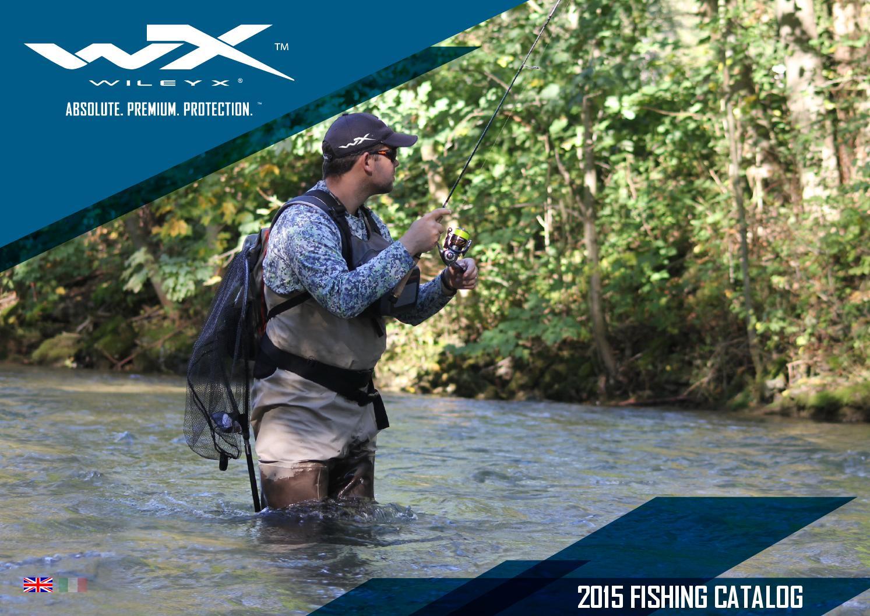 10ef21c55a7 Wiley X Fishing Catalog 2015 by Wiley X EMEA LLC - issuu