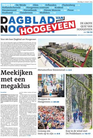 d24c825298d667 Dagblad van hoogeveen by NDC mediagroep - issuu