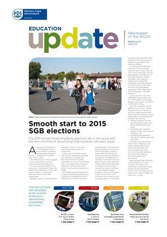 Education update 17 by western cape education department issuu education update 23 fandeluxe Gallery