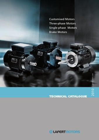 lafert electric motors by texam limited issuu customised motors three phase motors single phase motors