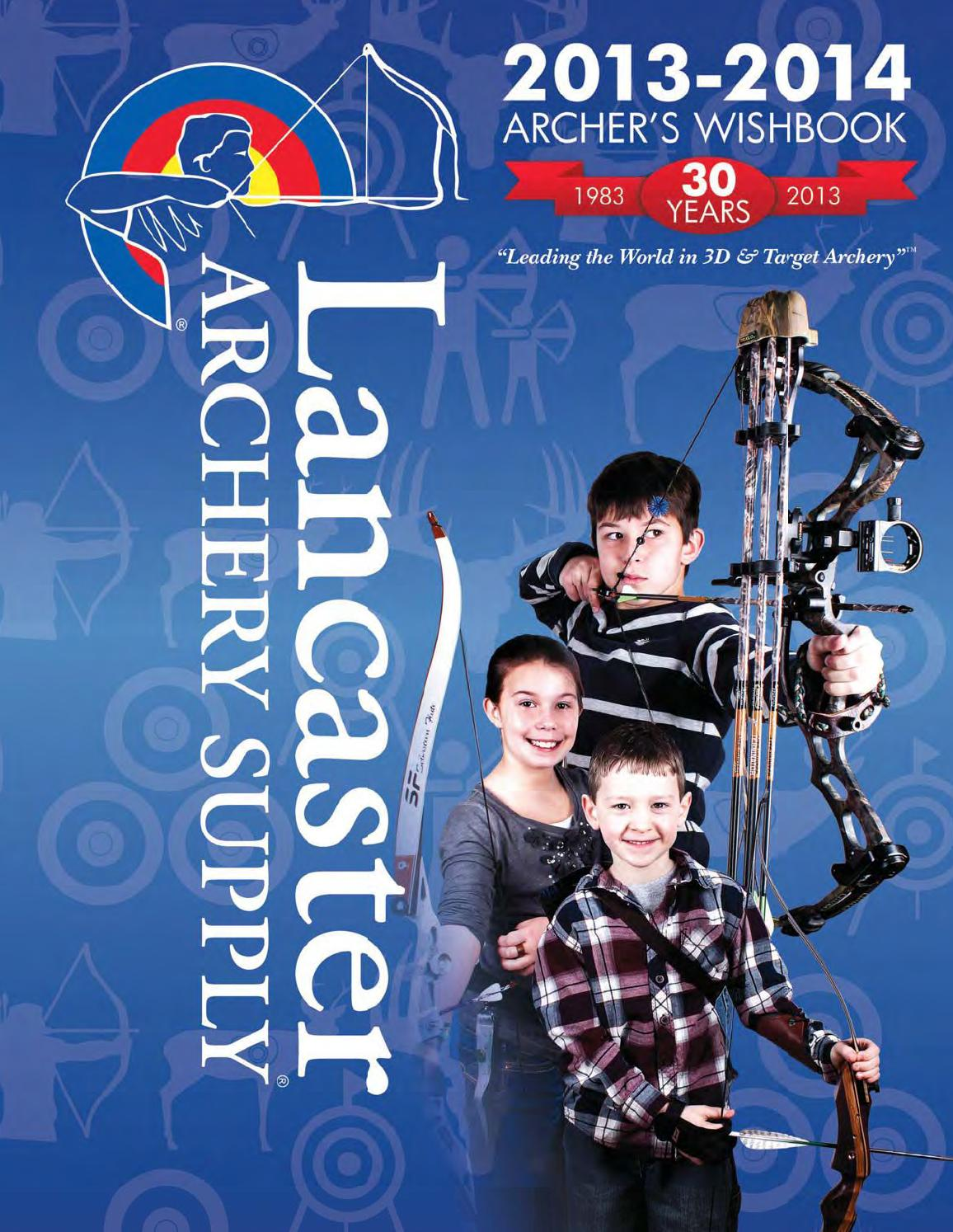Lancaster archery supply 'leading the world in 3d & target