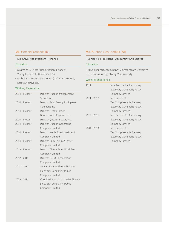 EGCO: Annual Report 2014