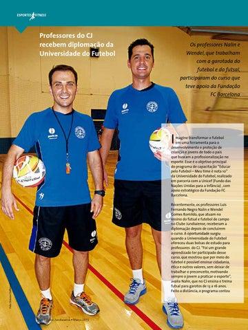 Revista Clube Jundiaiense  da4043641043f