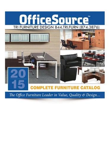 Office Source 2015 Catalog Msrp