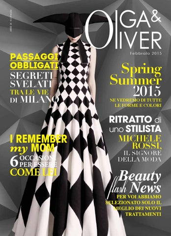 9572371009 OLGA&OLIVER febbraio 2015 by OLGA&OLIVER FASHION MAGAZINE - issuu