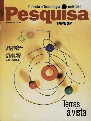 5bccdd71011 Terras à vista by Pesquisa Fapesp - issuu