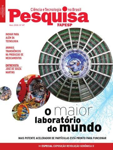 O maior laboratório do mundo by Pesquisa Fapesp - issuu 0859708843
