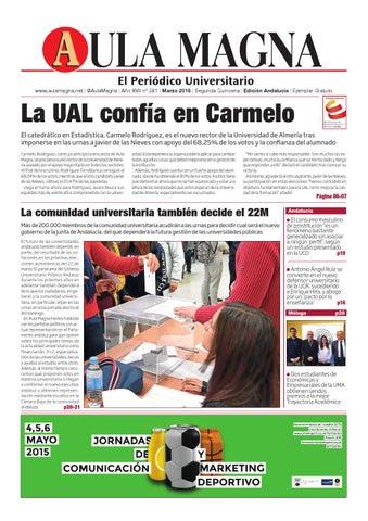 8567b02b4a08e 261 - Aula Magna - Edición Andalucía by Aula Magna - issuu